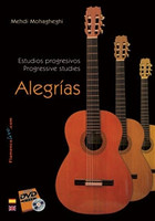Alegrias - Progressive Studies DVD