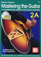 Mastering the Guitar 2A (Book & CDs)