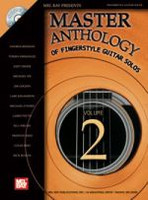Master Anthology of Fingerstyle Guitar Solos, Volume 2