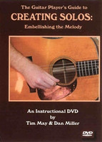 Guitar Player's Guide to Creating Solos DVD