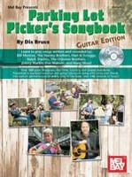 Parking Lot Picker's Songbook - Guitar