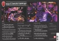 Aquiles Priester Wall Chart
