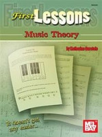 First Lessons Music Theory