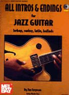 All Intros and Endings for Jazz Guitar - Bebop, Swing ...