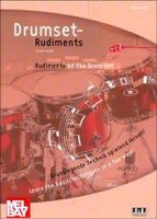 Drumset - Rudiments (Book/CD)