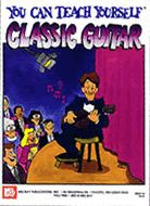 You Can Teach Yourself Classic Guitar (Book Only)