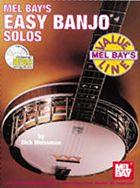 Mel Bay's Easy Banjo Solos