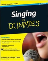 Singing for Dummies, Second Edition