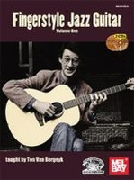 Fingerstyle Jazz Guitar Volume One