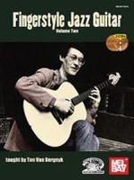 Fingerstyle Jazz Guitar Volume Two