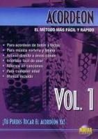 """T""""""""º Puedes Tocar El Acordeon Ya! 1 DVD"""
