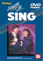 Anyone Can Sing - DVD