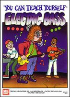 You Can Teach Yourself Electric Bass  Book & CD