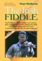 Absolute Beginners Irish Fiddle DVD
