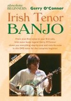 Absolute Beginners Irish Tenor Banjo DVD
