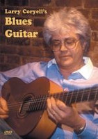 Larry Coryell's Blues Guitar DVD