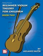 Beginner Violin Theory For Children Book Two