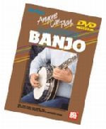 Anyone Can Play Bluegrass Banjo DVD
