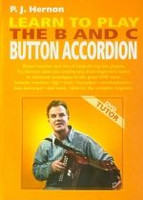 Learn to Play the B and C Button Accordion DVD