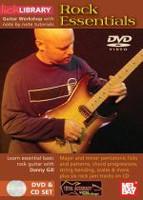 Rock Essentials - DVD & CD