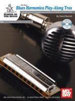 Blues Harmonica Play-Along Trax