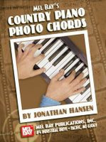 Country Piano Photo Chords Book