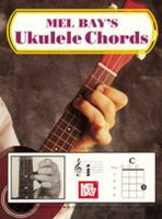 Ukulele Chords - Book & DVD