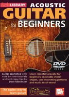 Acoustic Guitar For Beginners DVD