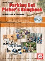 Parking Lot Picker's Songbook - Banjo