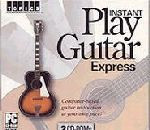 Instant Play Guitar Express CD-ROMs