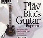 Instant Play Blues Guitar Express CD-ROMs