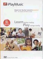 Beginner Guitar Lessons, Level 2 DVD