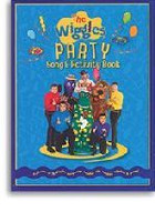 The Wiggles Party Song And Activity Book