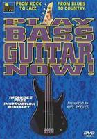 Play Bass Guitar Now! DVD