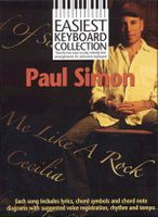 Easiest Keyboard Collection: Paul Simon