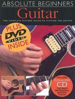 Absolute Beginners: Guitar - Book & CD & DVD