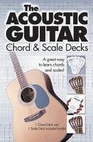 The Acoustic Guitar Chord & Scale Decks