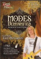 Modes Demystified: Secrets of Lead Guitar DVD