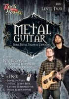 Metal Guitar: Dark Metal, Triads & Chugging - Level Two DVD