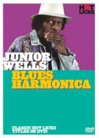 Junior Wells - Blues Harmonica DVD