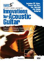 Innovations For Acoustic Guitar DVD