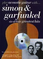 Play Acoustic Guitar with Simon & Garfunkel