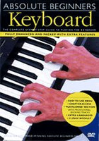 Absolute Beginners Keyboard DVD