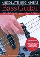 Absolute Beginners Bass Guitar DVD