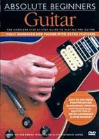 Absolute Beginners Guitar DVD
