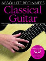 Absolute Beginners: Classical Guitar
