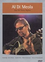 Al Dimeola: One of These Nights - DVD