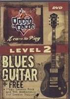 House of Blues - Blues Guitar: Level 2 DVD