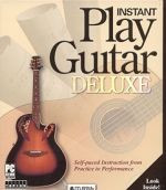 Instant Play Guitar Deluxe - CD-ROMs & DVD