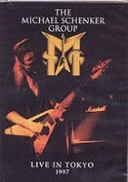 The Michael Schenker Group Live in Tokyo 1997 DVD